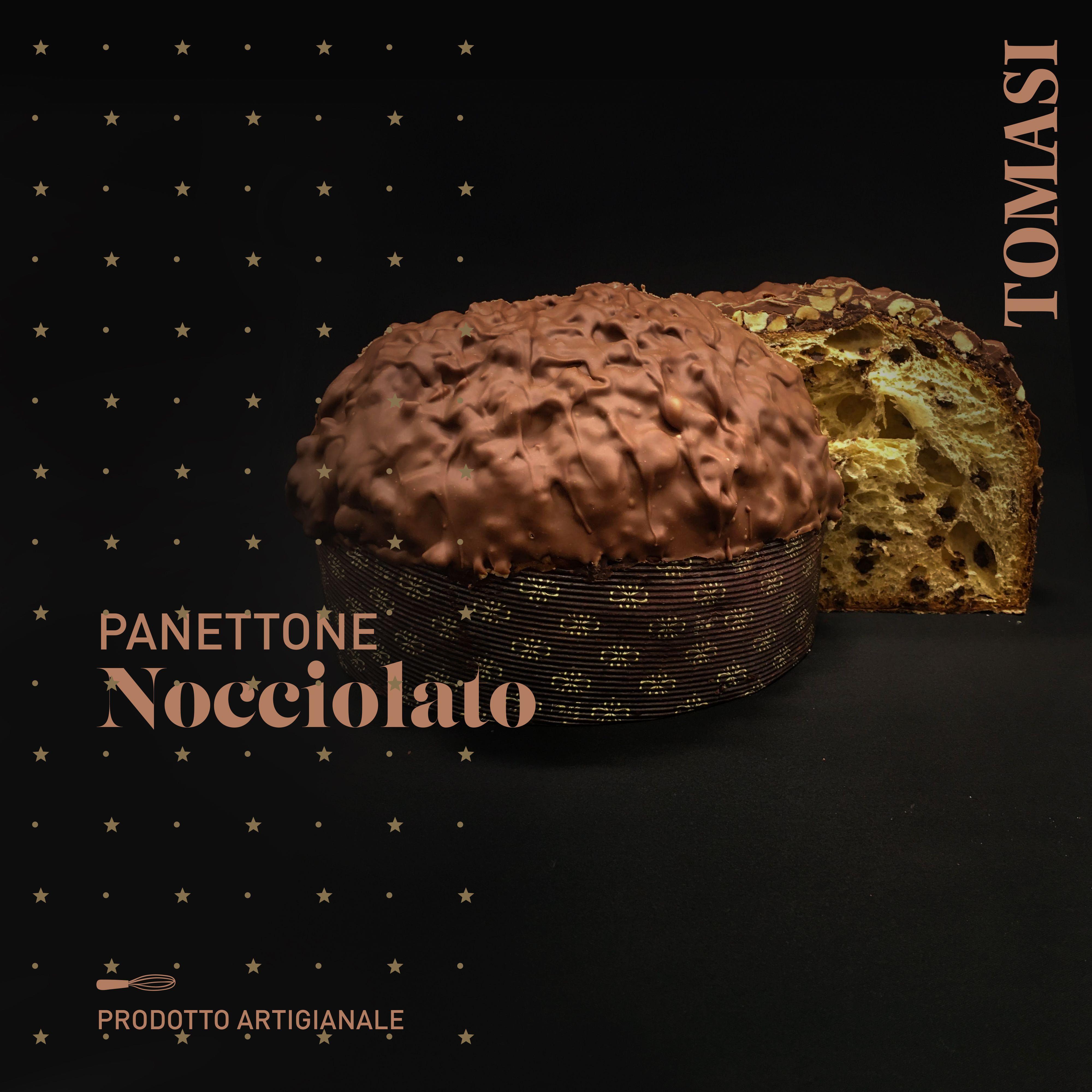 Panettone Nocciolato