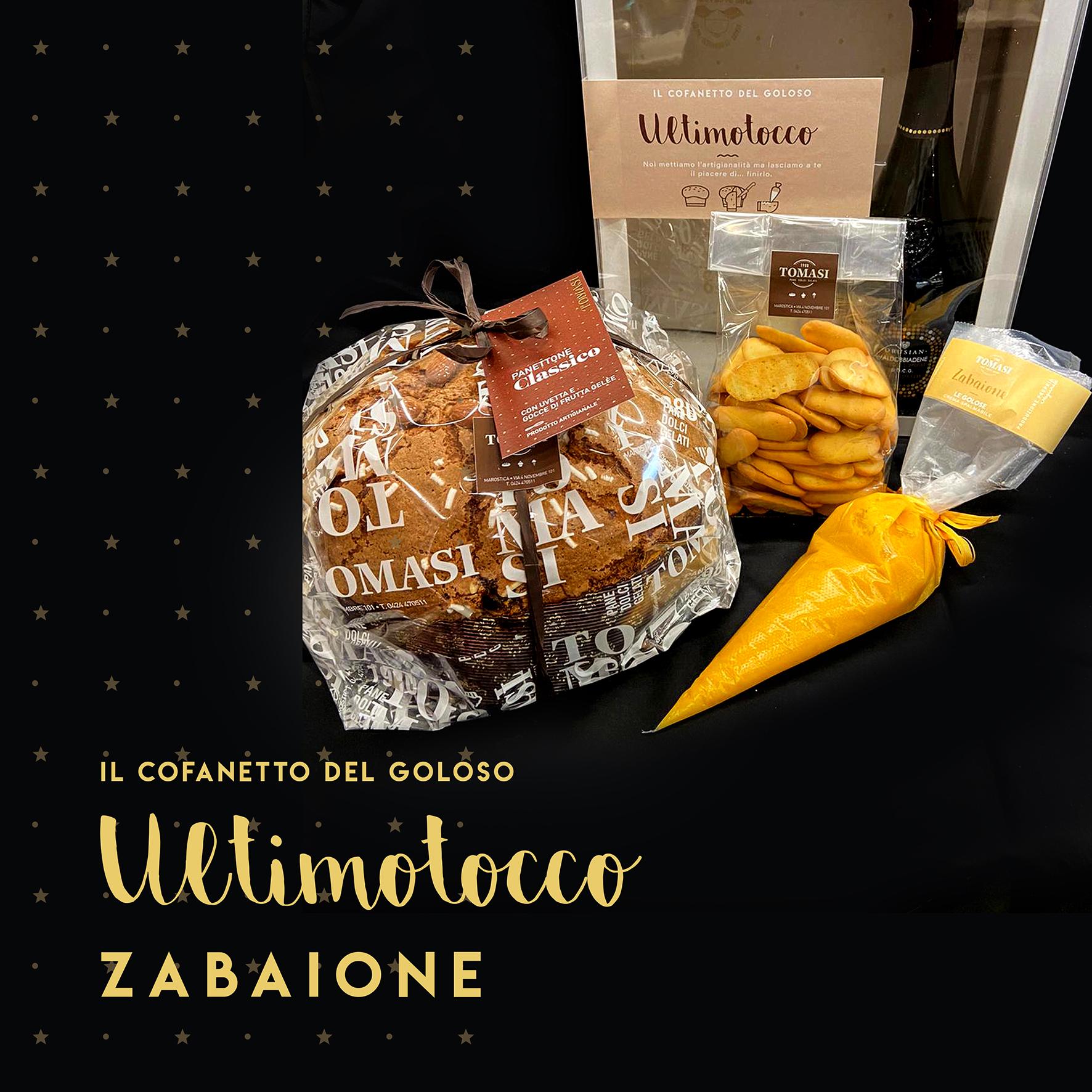 Cofanetto Classico con Zabaione